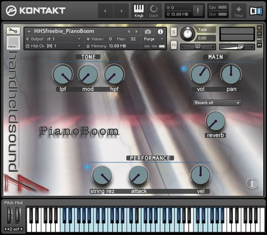 HandHeldSound | Free Kontakt Sample Libraries